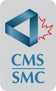Canadian Mathematics Society Logo