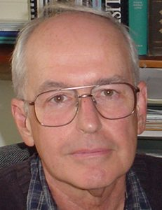 Image of Prof Mackey